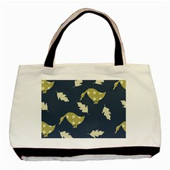 Duck Tech Repeat Basic Tote Bag (Two Sides)