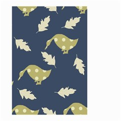 Duck Tech Repeat Small Garden Flag (Two Sides)