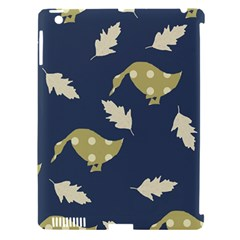 Duck Tech Repeat Apple iPad 3/4 Hardshell Case (Compatible with Smart Cover)
