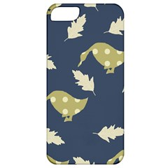Duck Tech Repeat Apple iPhone 5 Classic Hardshell Case