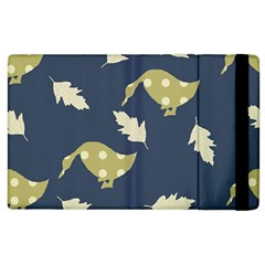 Duck Tech Repeat Apple iPad 2 Flip Case