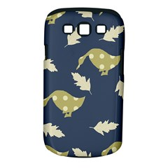 Duck Tech Repeat Samsung Galaxy S III Classic Hardshell Case (PC+Silicone)
