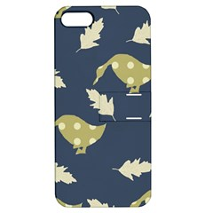 Duck Tech Repeat Apple iPhone 5 Hardshell Case with Stand