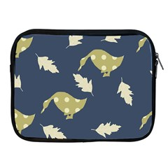 Duck Tech Repeat Apple iPad 2/3/4 Zipper Cases