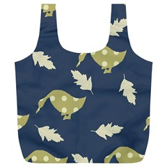 Duck Tech Repeat Full Print Recycle Bags (L)