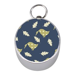 Duck Tech Repeat Mini Silver Compasses