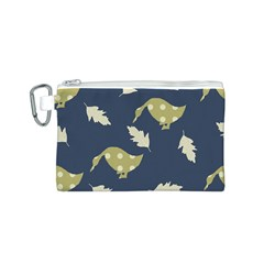 Duck Tech Repeat Canvas Cosmetic Bag (s)