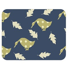 Duck Tech Repeat Double Sided Flano Blanket (Medium)