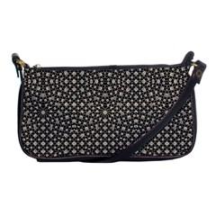 Modern Oriental Pattern Shoulder Clutch Bags