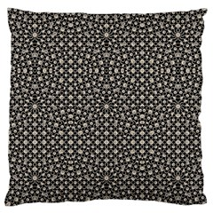 Modern Oriental Pattern Large Cushion Case (One Side)