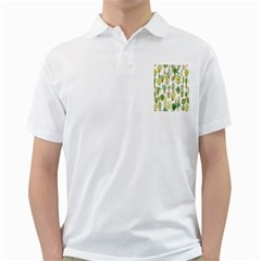 Flowers Pattern Golf Shirts