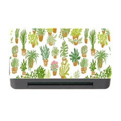 Flowers Pattern Memory Card Reader with CF
