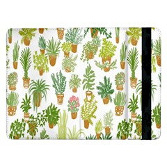 Flowers Pattern Samsung Galaxy Tab Pro 12.2  Flip Case