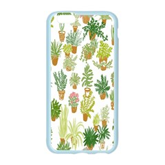 Flowers Pattern Apple Seamless iPhone 6/6S Case (Color)