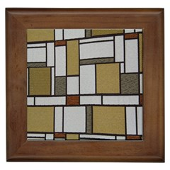 Fabric Textures Fabric Texture Vintage Blocks Rectangle Pattern Framed Tiles
