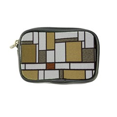Fabric Textures Fabric Texture Vintage Blocks Rectangle Pattern Coin Purse