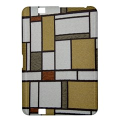 Fabric Textures Fabric Texture Vintage Blocks Rectangle Pattern Kindle Fire HD 8.9