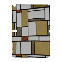 Fabric Textures Fabric Texture Vintage Blocks Rectangle Pattern Galaxy Note 1