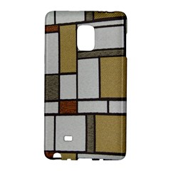Fabric Textures Fabric Texture Vintage Blocks Rectangle Pattern Galaxy Note Edge