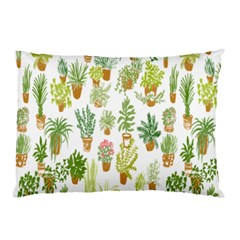 Flowers Pattern Pillow Case