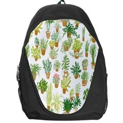Flowers Pattern Backpack Bag