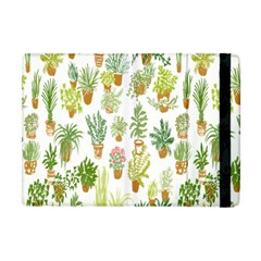 Flowers Pattern Apple iPad Mini Flip Case