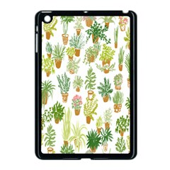 Flowers Pattern Apple iPad Mini Case (Black)