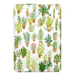 Flowers Pattern Kindle Fire HD 8.9
