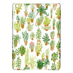 Flowers Pattern iPad Air Hardshell Cases