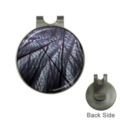 Fractal Art Picture Definition  Fractured Fractal Texture Hat Clips With Golf Markers