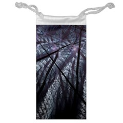 Fractal Art Picture Definition  Fractured Fractal Texture Jewelry Bag