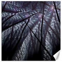 Fractal Art Picture Definition  Fractured Fractal Texture Canvas 12  X 12