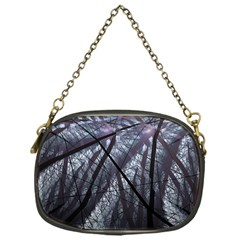 Fractal Art Picture Definition  Fractured Fractal Texture Chain Purses (one Side)
