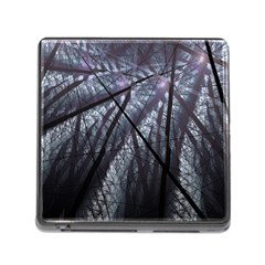 Fractal Art Picture Definition  Fractured Fractal Texture Memory Card Reader (square)