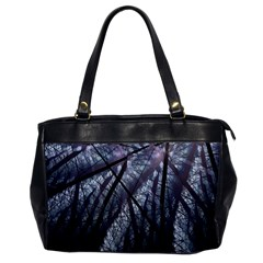 Fractal Art Picture Definition  Fractured Fractal Texture Office Handbags