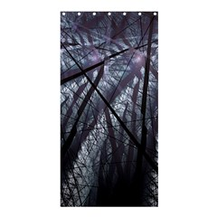 Fractal Art Picture Definition  Fractured Fractal Texture Shower Curtain 36  x 72  (Stall)
