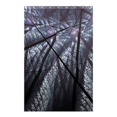 Fractal Art Picture Definition  Fractured Fractal Texture Shower Curtain 48  X 72  (small)