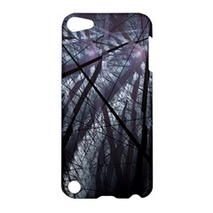 Fractal Art Picture Definition  Fractured Fractal Texture Apple iPod Touch 5 Hardshell Case