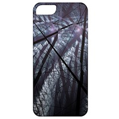 Fractal Art Picture Definition  Fractured Fractal Texture Apple iPhone 5 Classic Hardshell Case