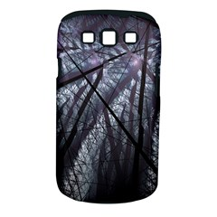 Fractal Art Picture Definition  Fractured Fractal Texture Samsung Galaxy S III Classic Hardshell Case (PC+Silicone)