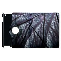 Fractal Art Picture Definition  Fractured Fractal Texture Apple Ipad 3/4 Flip 360 Case