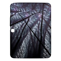 Fractal Art Picture Definition  Fractured Fractal Texture Samsung Galaxy Tab 3 (10.1 ) P5200 Hardshell Case