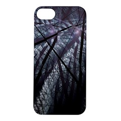 Fractal Art Picture Definition  Fractured Fractal Texture Apple iPhone 5S/ SE Hardshell Case