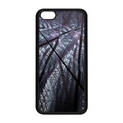 Fractal Art Picture Definition  Fractured Fractal Texture Apple iPhone 5C Seamless Case (Black)
