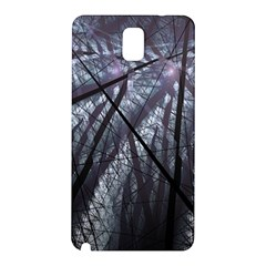 Fractal Art Picture Definition  Fractured Fractal Texture Samsung Galaxy Note 3 N9005 Hardshell Back Case