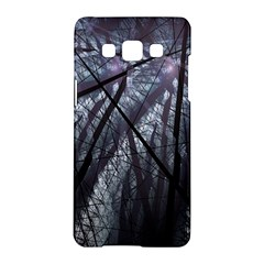Fractal Art Picture Definition  Fractured Fractal Texture Samsung Galaxy A5 Hardshell Case
