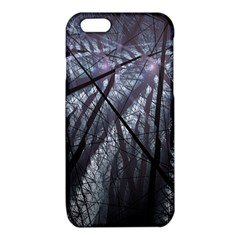 Fractal Art Picture Definition  Fractured Fractal Texture iPhone 6/6S TPU Case