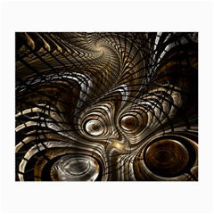 Fractal Art Texture Neuron Chaos Fracture Broken Synapse Small Glasses Cloth