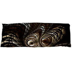Fractal Art Texture Neuron Chaos Fracture Broken Synapse Body Pillow Case Dakimakura (Two Sides)