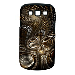Fractal Art Texture Neuron Chaos Fracture Broken Synapse Samsung Galaxy S III Classic Hardshell Case (PC+Silicone)